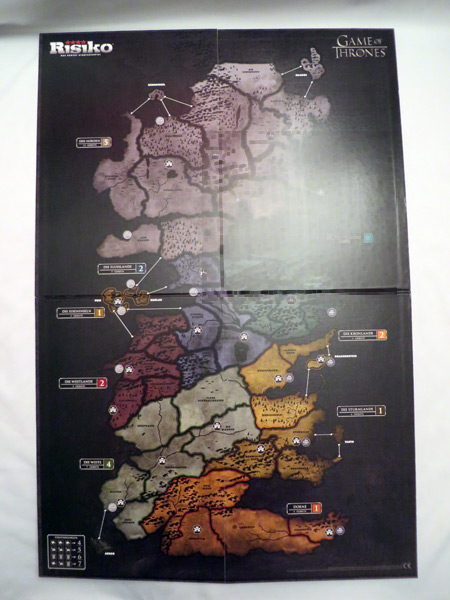 Westeros Karte Interaktiv.Ausgepackt Risiko Game Of Thrones Limited Edition Heimspiele Info
