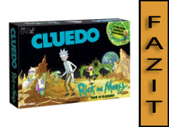 Cluedo Rick Morty Edition Fazit Heimspieleinfo