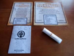 alexandria a3