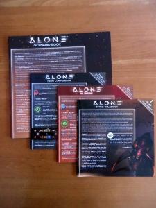 alone a4