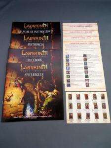 labyrinth a4