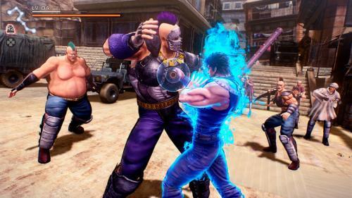 screen25 fist